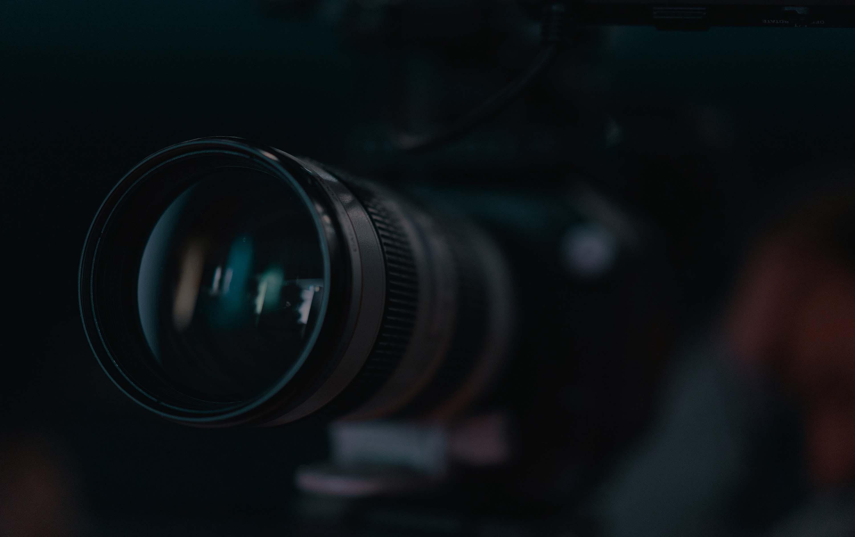 Sony FS7 Video Camera Banner
